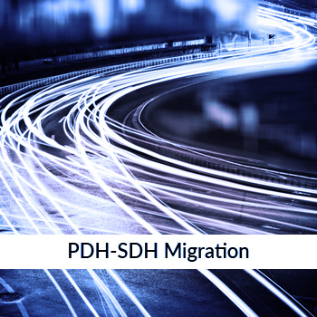 SDH and PDH Migrations
